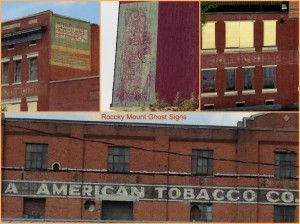 RM Ghost Signs