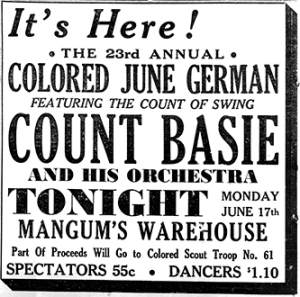 June_German_Rocky_Mount_Telegram_Count_Basie_JG_1940