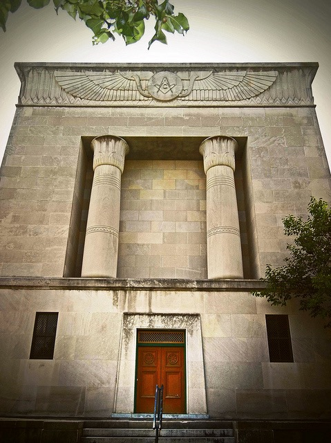 The Masonic Temple – Honoring A Rocky Mount Architectural